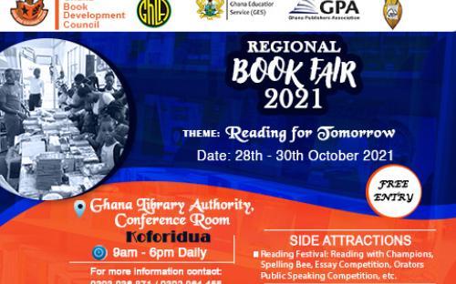 Koforidua Book Fair:Book Fairs Build a Culture of Reading