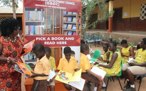 Accra Wins the UNESCO World Book Capital for 2023